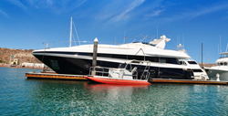 80' Yacht in La Paz for Charter